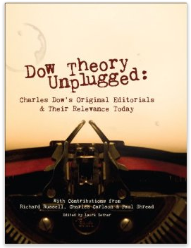 Dow Theory Unplugged: Charles Dow's Original Editorials and Their Relevance Today Review