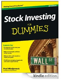 Stock Investing For Dummies Book Review