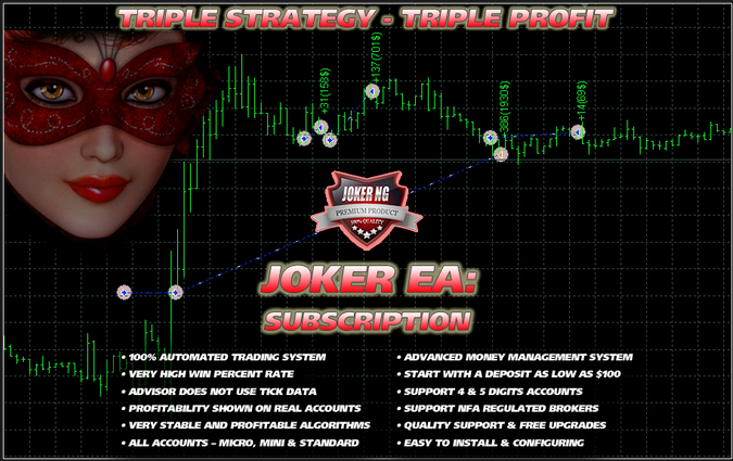 Joker EA System Review